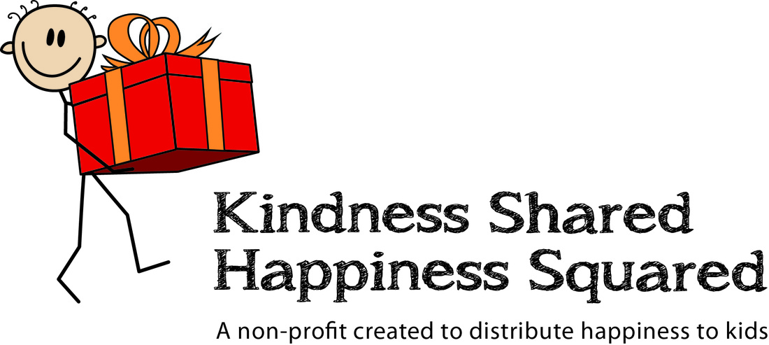 A non-profit for distributing happiness to kids